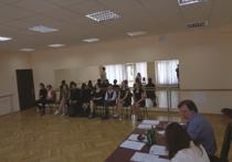 В Краснодаре прослушали желающих поступить в Школу-студию МХАТ