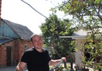 Водитель из  Краснодара отдыхает от