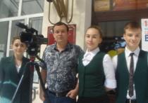 Педагог  и ученики армавирского лицея получили