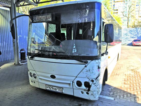 Опасные автобусы курсируют по дорогам Кубани