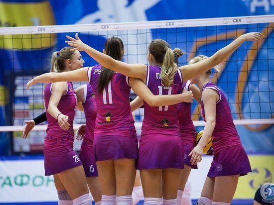 Волейбольное «Динамо» пережило черные дни