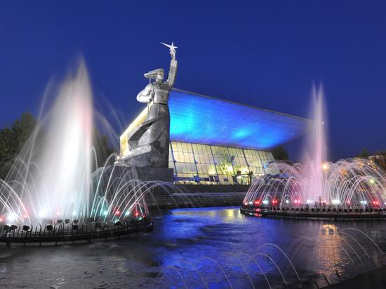 ВКраснодаре откроют сезон фонтанов