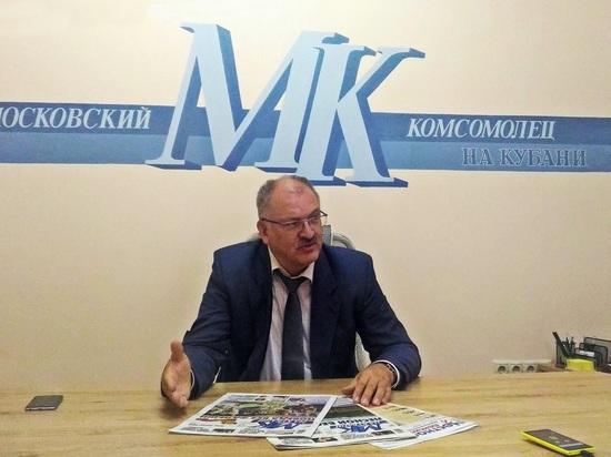 Главный архитектор Краснодара рассказал  о планах по благоустройству