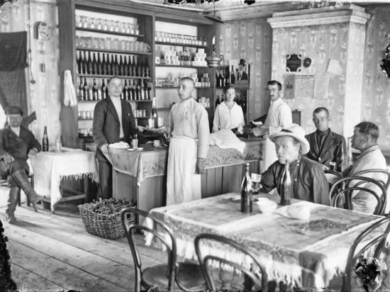 Как кубанские казаки в рестораны ходили