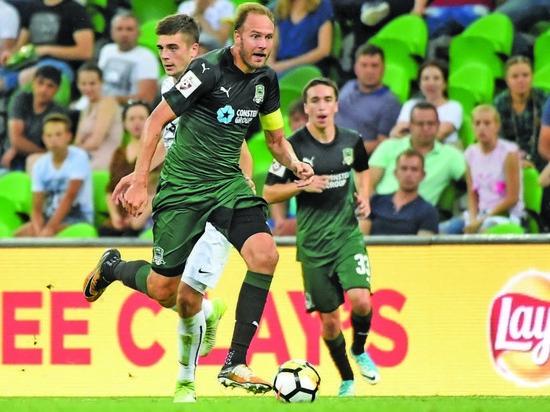 Футбольный клуб «Краснодар» сыграл первый домашний матч сезона