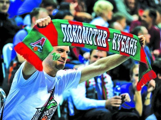 Активно готовится в межсезонье баскетбольный «Локомотив-Кубань»