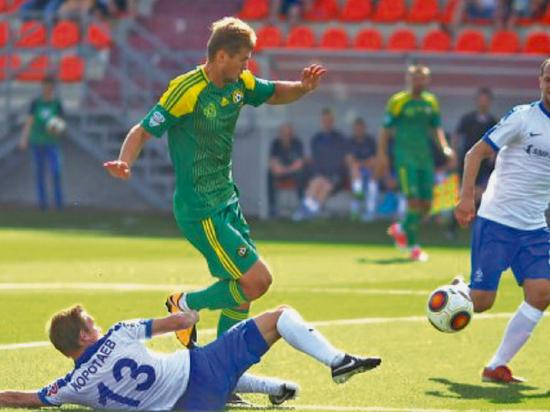 Футбольный клуб «Кубань»  сыграл вничью два выездных матча
