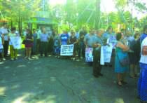 Кубанские фермеры обещаниями властей остались недовольны