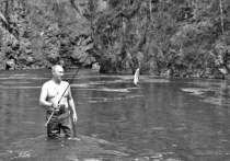 Сибирские мини-каникулы президента открыли на Кубани моду на рыбалку