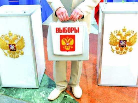 На выборах в ЗСК явка избирателей была не важна