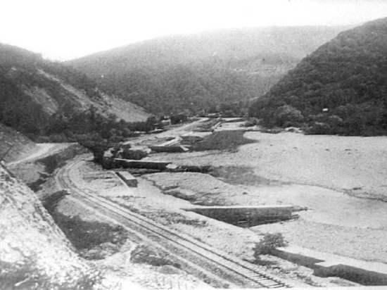 Как на Кубани дороги строили