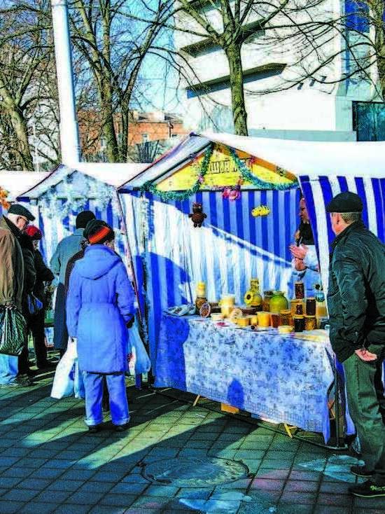 В Краснодар вернулись ярмарки выходного дня