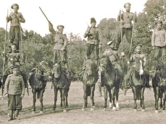 Как кубанские казаки стояли на страже границ