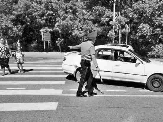 Увеличены штрафы для кубанских водителей за непропуск пешеходов
