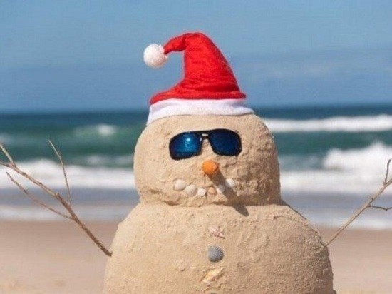 На Кубани  Новый год будет без снега