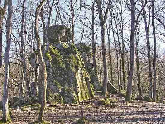 Какие места в Краснодарском крае считаются самыми таинственными