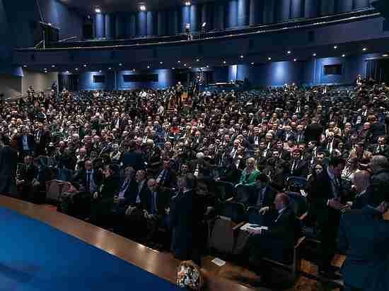 В Краснодаре состоялся Всероссийский агропромышленный форум