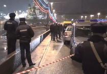 Обнародовано видео убийства Немцова: киллер выбежал из-за снегоуборочной машины
