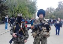 На Юго-востоке Украины погиб кубанский казак